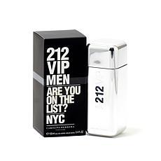 212 Vip Men By Carolina Herrera Eau De Toilette Spray - 3.4 oz.