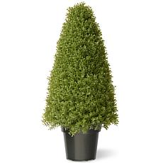 3' Artificial Topiary Boxwood Tree