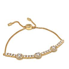 3.97ctw Absolute™ Adjustable Bracelet
