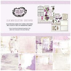 """49 And Market Collection Pack 12"""" x 12"""" - Vintage Artistry Lilac"""