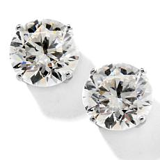 6ctw Absolute™ Round 4-Prong Stud Earrings