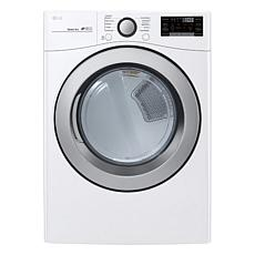 7.4 Cu. Ft. Front Load Electric Dryer - White