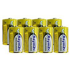 8-Pack Alkaline D Batteries