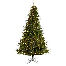 9' Vermont Spruce  Christmas Tree with 850 Lights