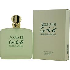 Acqua Di Gio  -Giorgio Armani EDT Spray-Women 1.7 oz.