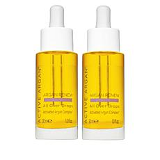 Active Argan 2-pack All Over Drops for Face, Body and Hair Auto-Ship®