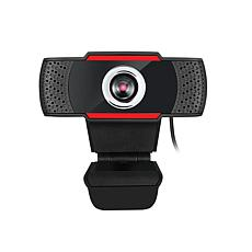 Adesso CyberTrack H3 720p USB Webcam with Built-in Microphone