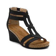 Adrienne Vittadini Tribute T-strap Sandal