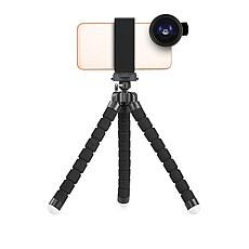Aduro Bluetooth Flexible Tripod and Lens Kit