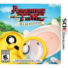 Adventure Time: Finn & Jake Investigations-Nintendo 3DS