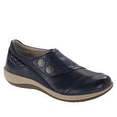 Aetrex® Karina Leather Monk Strap Shoe