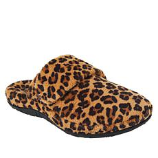 Aetrex® Mandy Faux Fur Slipper