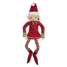 Aggie Elf Figurine