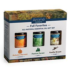Airomé Scents Fall Favorites Gift Set