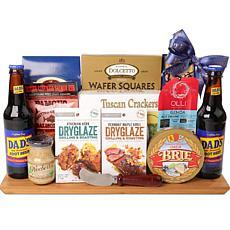Alder Creek BBQ Ready Grilling Cutting Board Gift Set