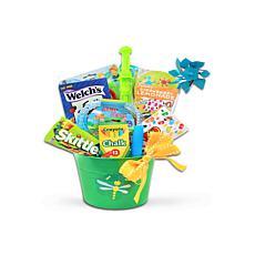 Alder Creek Gift Baskets - Kids Summertime Activity Bucket
