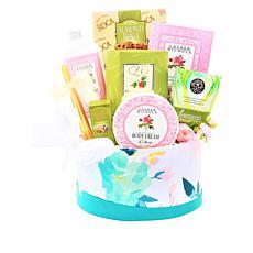 Alder Creek Gift Baskets - Tea & Spaaa Gift