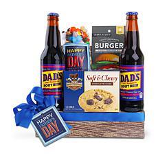 Alder Creek Happy Father's Day Gift Basket