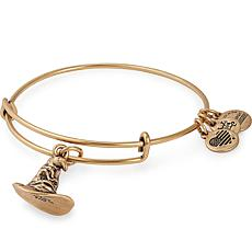 Alex and Ani Harry Potter Sorting Hat Charm Bangle Bracelet