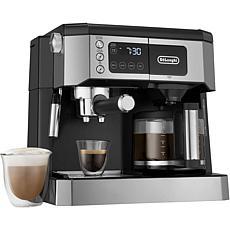 All-In-One Combination Coffee and Espresso Machine
