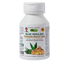Aloe Vera 200 Ginger Root 200 - 30 Capsules