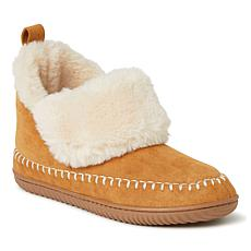 Alpine by Dearfoams® Women's Moritz Bootie Slippers