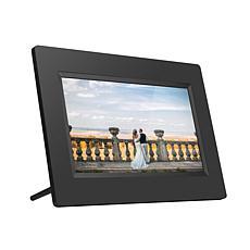 "Aluratek 7"" Wi-Fi Digital Photo Frame with Touchscreen Display"