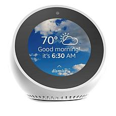 Amazon Echo Spot with 2nd Generation Voice-Command and Voucher