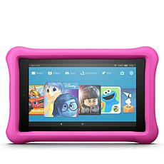 amazon fire kids 7 16gb tablet wbumper 2 year warranty and