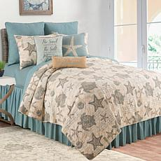 Amber Sands King Quilt Set