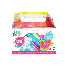 American Crafts Tie DIY Kits 18 2oz. Colors, 82 pieces