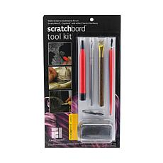 Ampersand Scratchbord 6-piece Tool Kit