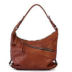 Amsterdam Heritage Coops Leather Hobo Bag