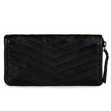 Amsterdam Heritage Kalis Black Leather Wallet