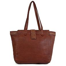 Amsterdam Heritage Putters Leather Tote