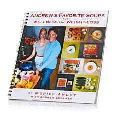 Andrew's Favorite Soups Cookbook by Muriel Angot