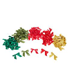 Anna Griffin® 100-piece Perfect Wide Christmas Bows