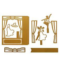 Anna Griffin® Ballroom Slider Card Dies