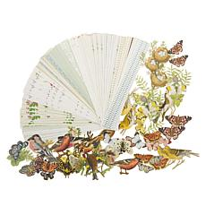 Anna Griffin® Borders, Birds and Butterflies Decoupage Die-Cuts Kit