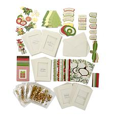 Anna Griffin® Christmas Shaker Card Making Kit AS