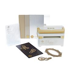 Anna Griffin® Empress Mini Die Cut & Emboss Machine Bundle