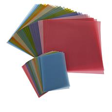 Anna Griffin® Every Day Solid-Color Vellum 72-sheet Bundle