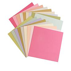 """Anna Griffin® Perfect Palette 12"""" x 12"""" Double-Sided Card Stock"""