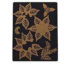 Anna Griffin® Poinsettia Pop-Up Card Dies