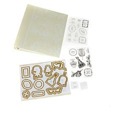 Anna Griffin® Treasury Stamps & Dies with Binder