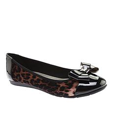 Anne Klein Alphia Ballet Flat with Bow