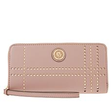 Anne Klein Perforated Wallet