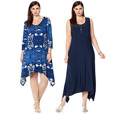 """Antthony """"Afrocentric"""" 2-pack Dresses"""