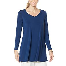 Antthony All For You V-Neck Tunic with Pockets