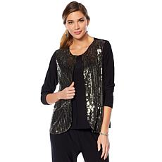 "Antthony ""Great Gatsby"" Sequin Jacket"